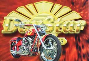 Brochure: Daystar Motorcycles